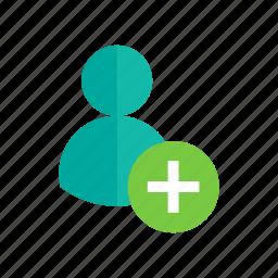account, avatar, delivery, person, profile, users icon