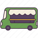 car, food, transport, truck, vehicle icon