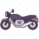 bike, car, motorbike, transport, travel, vehicle icon