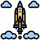 launch, rocket, seo, space, startup, transport, web