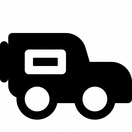 car, jeep, transport, transportation icon
