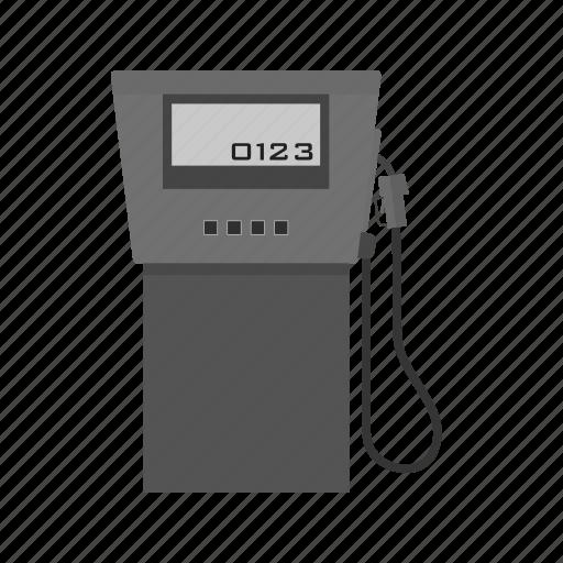 fuel, gas station, gasoline, pump, refill, transportation, vehicle icon