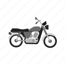 bike, biker, motorbike, motorcycle, ride, transport, travel icon