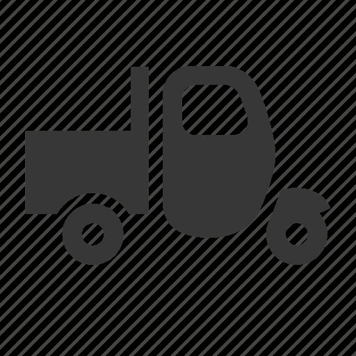 raw, rickshaw, simple, traffic, transport, transportation, travel, tuk tuk icon