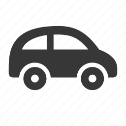 car, raw, simple, transport, transportation, travel icon