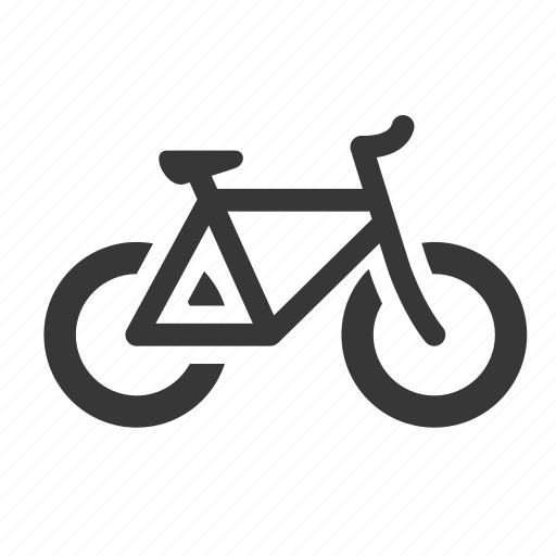 atb, mountainbike, raw, simple, transport, transportation, travel icon