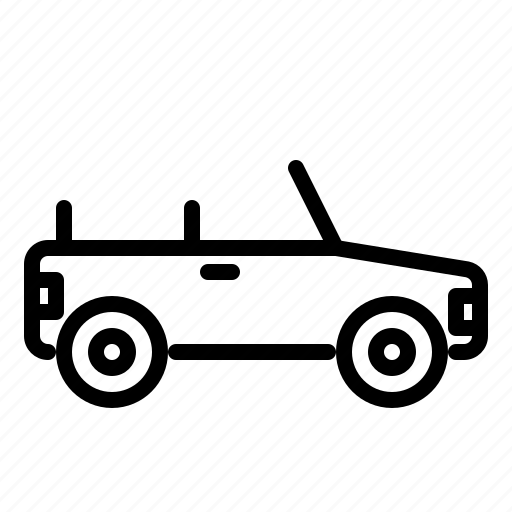 cabriolet, car, sedan, transportation, vehicle icon