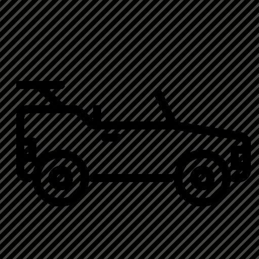 car, ferrari, formula, sedan, sportcar, transportation, vehicle icon