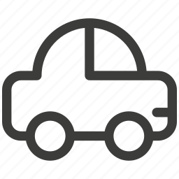auto, automobile, car, delivery, private, transportation icon
