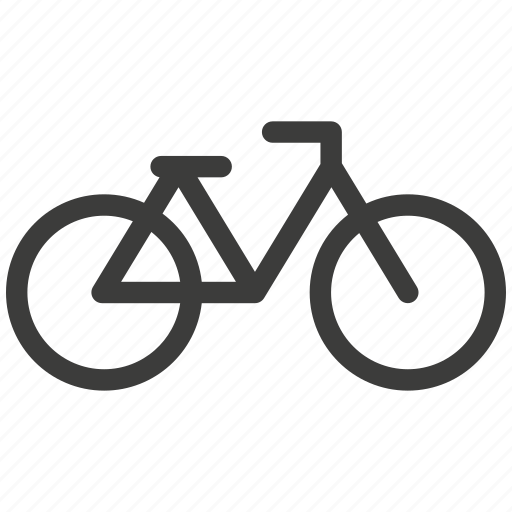 bike, classic, environmentally, health, sports, transportation, walking icon