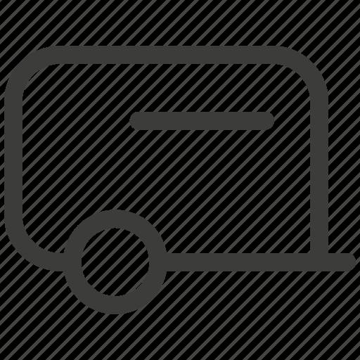 journey, rest, trailer, transport, transportation, trucking icon