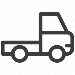 auto, automobile, car, transport, transportation, truck, trucking icon