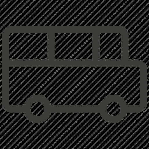 auto, automobile, bus, car, flight, transportation icon