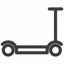 delivery, entertainment, extreme, scooter, sports, traffic, transportation icon