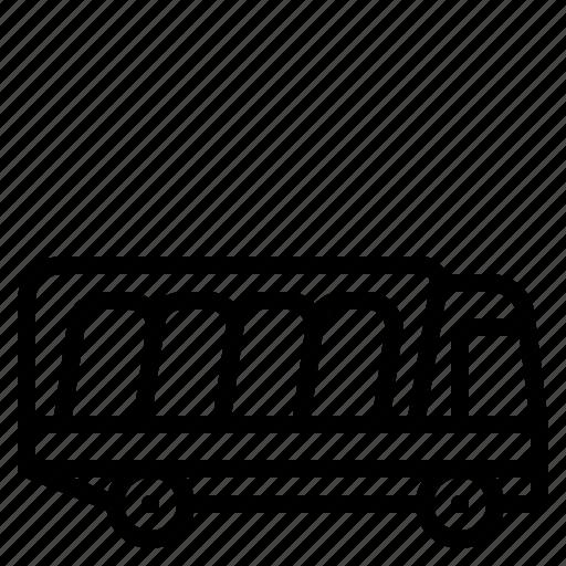 Autobus, bus, transport, vehicle icon - Download on Iconfinder