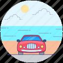 fast car, luxury car, personal car, sports car, suv car icon