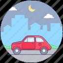 convertible sports car, fast car, luxury car, mini car, personal car, racing car icon
