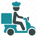 deliver, delivery, pizza, shipment, shipping, transport, transportation icon
