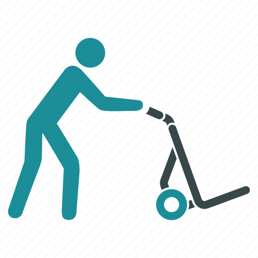 cart, delivery, shipping, shopping, transportation, trolley, warehouse icon