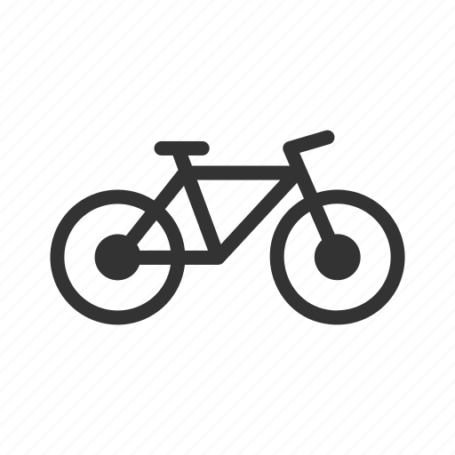 bike, transportation, travel, vacation icon