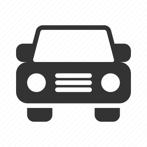 car, transportation, travel, vacation icon