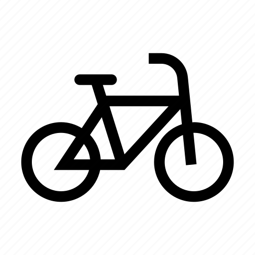 bicycle, bike, city, delivery, sport, transport, urban icon