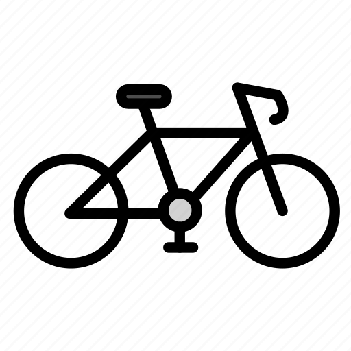 bicycle, bike, cycling, motorcycle, scooter, sport, transportation, travel icon