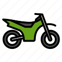 auto, bike, motocross, motorbike, motorcycle, transportation icon