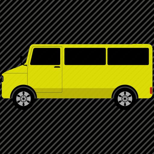 Autobus, bus, coach, school, school bus, transportation icon - Download on Iconfinder