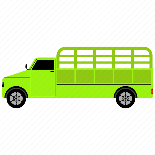 cargo, lorry, transportation, truck icon