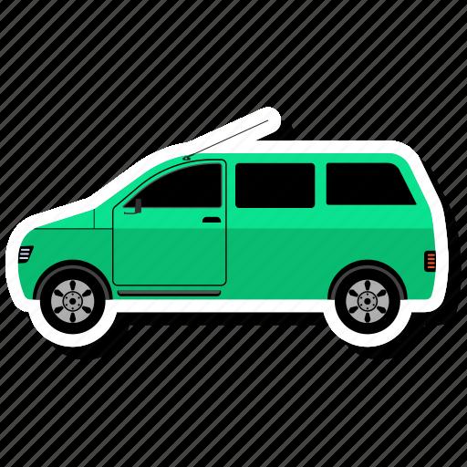 car, jeep, transportation, travel, van, vehicle icon