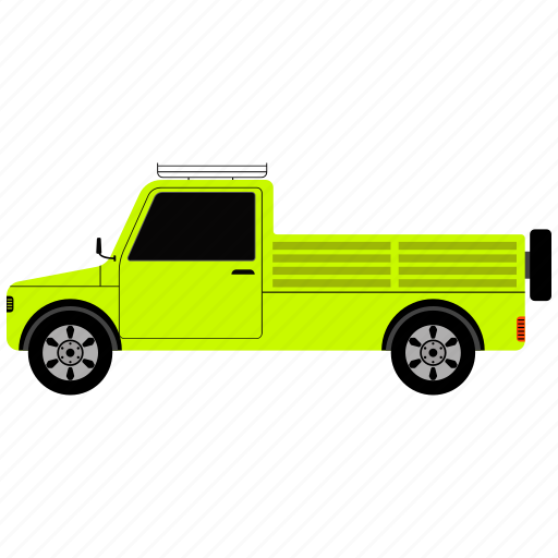 Delivery, logistics, truck, shipping icon