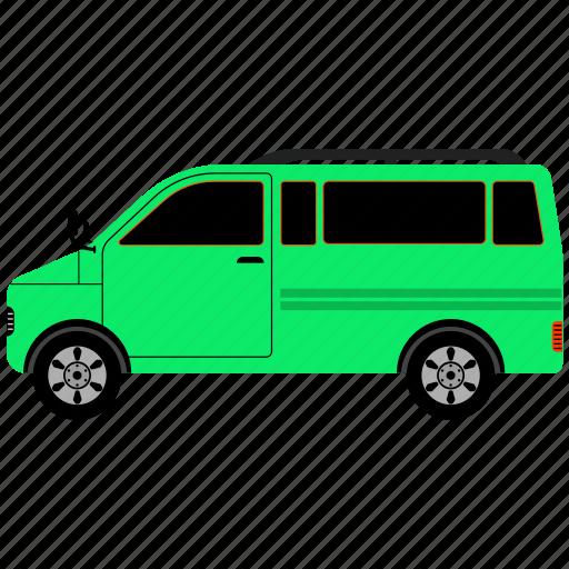 Bus, school, transport, transportation, truck, van, vehicle icon - Download on Iconfinder