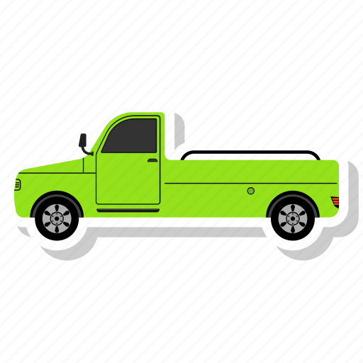 Automobile, car, delivery, moving, shipping, truck, van icon - Download on Iconfinder