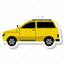 car, jeep, transport, transportation, vehicle icon