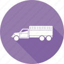 bus, delivery, logistic, transport, travel, truck, vehicle icon