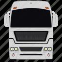 bus, transport, trolley, trolleybus