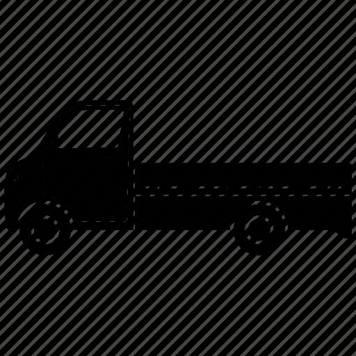 auto, mobile, truck, vehicle icon