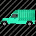 transport, transportation, truck, vehicle
