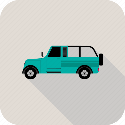 Car, jeep, transportation, travel, van, vehicle icon - Download on Iconfinder