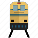 baby, toy, train, transportation icon