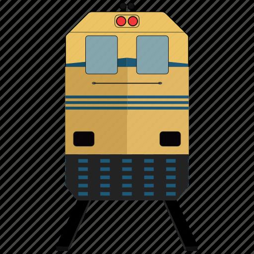 baby, toy, train, transportation icon