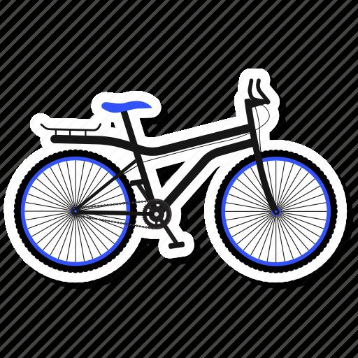 bicycle, bike, transportation icon