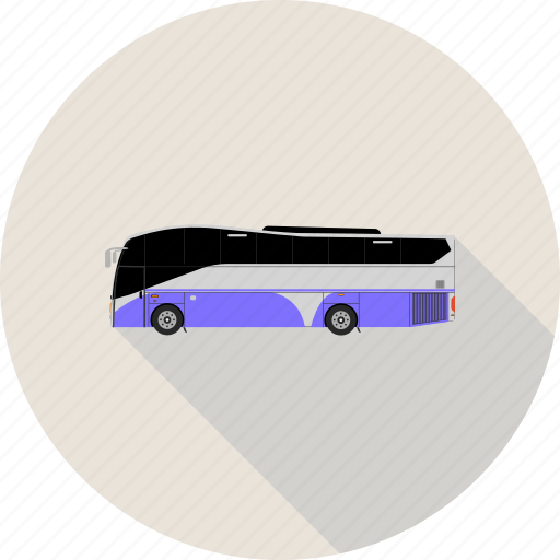 bus, school, transport, transportation icon
