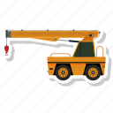 car, hook, transport, truck icon