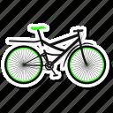 bicycle, bike, cycle, pedal bike