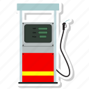 gas, gasoline, oil, pump
