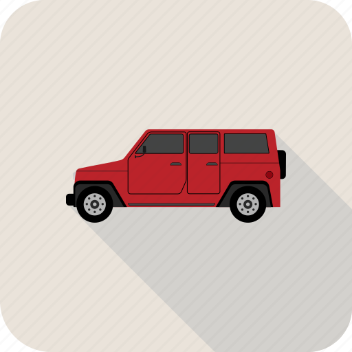 car, police, transport, vehicle icon