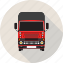 truck, vehicle