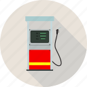 gas, gasoline, oil, pump icon